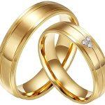 comprar anillos de oro baratos